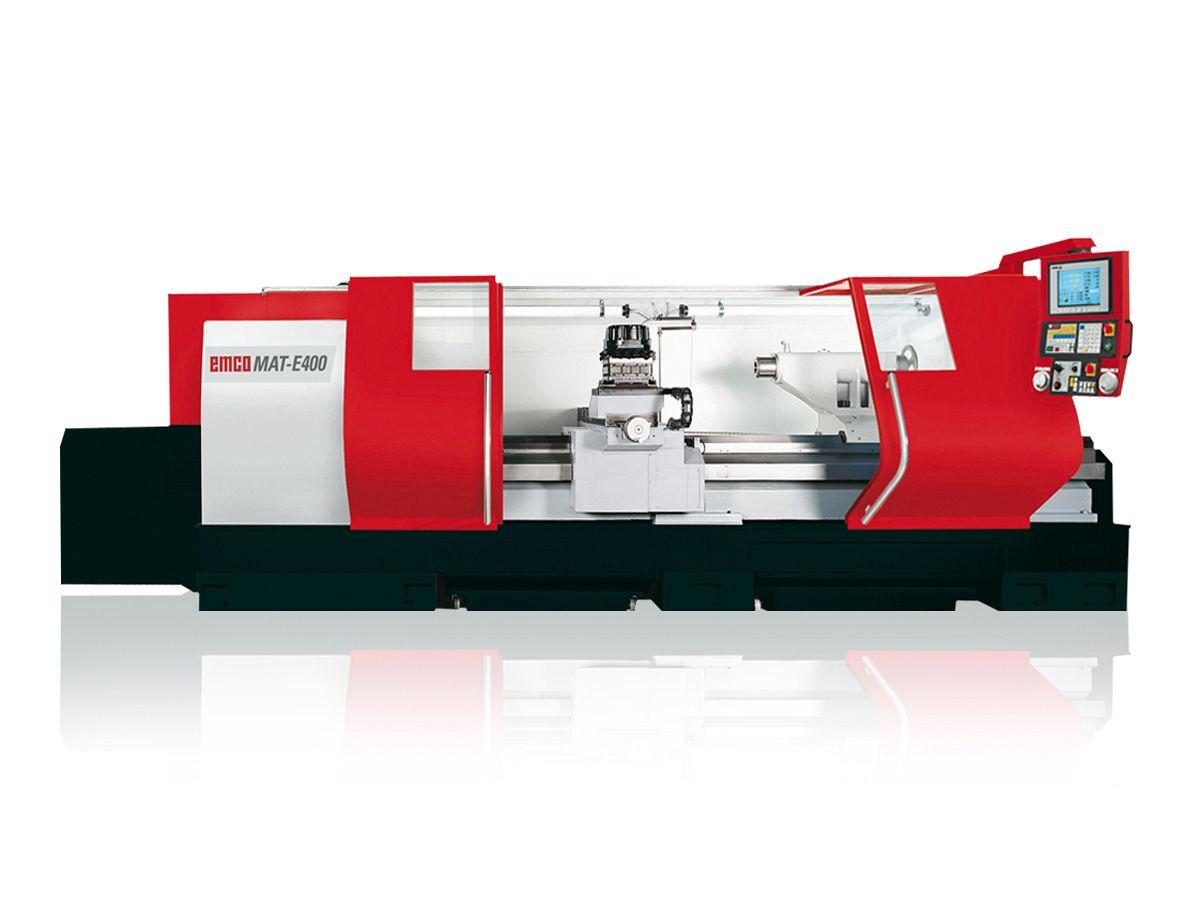 Emcomat E400