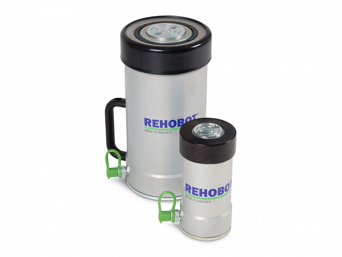 Aluminijasti hidravlični potisni cilindri CFA